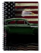 1941 Buick Century Tribute Spiral Notebook