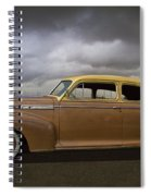 1941 Chevy Special Deluxe Spiral Notebook