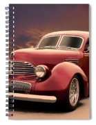 1941 Hollywood Graham Sedan I Spiral Notebook