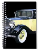 1941 Rolls-royce Phantom I I I  Spiral Notebook