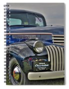 1946 Chevy Spiral Notebook