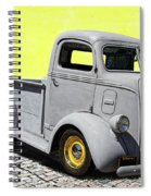 1947 Ford Cab Over Engine Truck Spiral Notebook