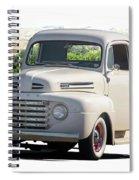 1948 Ford F1 Stepside Pickup I Spiral Notebook