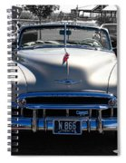 Compas Car Club Spiral Notebook