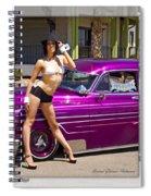 1949 Chevy Bomb_ 25d Spiral Notebook