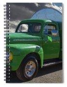 1951 Ford Truck Spiral Notebook