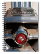 1951 Pontiac Coupe #3 Spiral Notebook