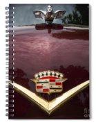 1952 Cadillac Spiral Notebook