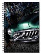 1953 Buick Roadmaster Spiral Notebook