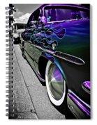 1953 Ford Customline Spiral Notebook