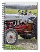 1953 Ford Golden Jubilee Naa Spiral Notebook