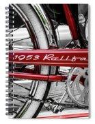 1953 Rollfast Spiral Notebook