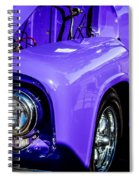 1954 Ford F100 2 Spiral Notebook
