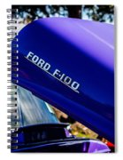 1954 Ford F100 Spiral Notebook