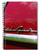 1955 Belair Spiral Notebook
