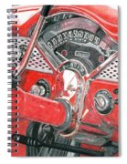 1955 Chevrolet Bel Air Spiral Notebook