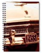 1955 Ford Fairlane Spiral Notebook