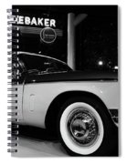 1955 Studebaker President Speedster Spiral Notebook