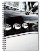 1956 Buick Century Profile 1 Spiral Notebook