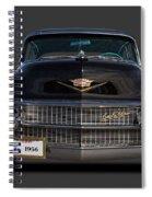 1956 Cadillac Spiral Notebook