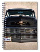 1956 Cadillac Special Spiral Notebook