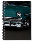 1956 Chevy 210 Spiral Notebook