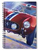 1956 Ferrari 250 Gt Berlinetta Tour De France Spiral Notebook