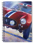 1956 Ferrari 250 Gt Berlinetta Tour De France Spiral Notebook