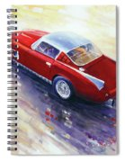 1956 Ferrari 410 Superamerica Scaglietti Series Spiral Notebook