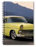 1956 Ford Fairlane Club Coupe Spiral Notebook