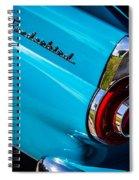 1956 Ford Thunderbird 2 Spiral Notebook