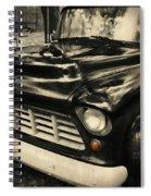 1957 Chevy Spiral Notebook