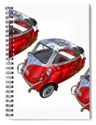 1957 Isetta 300 Spiral Notebook