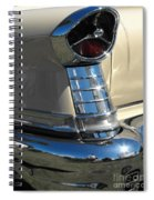 1957 Oldsmobile Super 88 Spiral Notebook