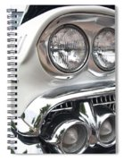 1958 Chevrolet Delray Spiral Notebook