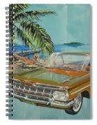 1959 Chevrolet El Camino Spiral Notebook