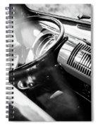 1959 Volkswagen T1 Interior Spiral Notebook
