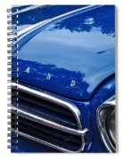 1960 Borgward Isabella Coupe Spiral Notebook