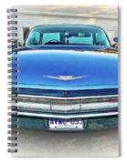 1960 Cadillac - Vignette Spiral Notebook