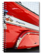 1960 Chevy Impala Low Rider Spiral Notebook