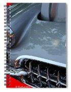 1960 Corvette Spiral Notebook