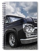 1960 Ford F100 Truck Spiral Notebook