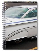 1960 Olds Eighty Eight 2023 Spiral Notebook