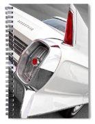 1960s Cadillac Fleetwood Spiral Notebook