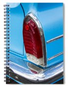 1961 Rambler Cross Country Tail Light Spiral Notebook