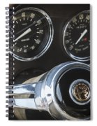 1962 Alfa Romeo Spiral Notebook