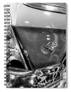 1962 Chevrolet Belair Bubbletop Spiral Notebook