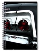 1962 Chevrolet Impala Tail Spiral Notebook