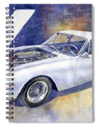 1963-1964 Ferrari 250 Gt Lusso  Spiral Notebook