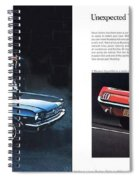 1964 Ford Mustang-08-09 Spiral Notebook